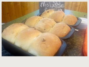 Traditional Newfoundland Sweet Molasses Raisin Bread