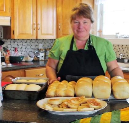 Newfoundland homemade bread - bonita's kitchen
