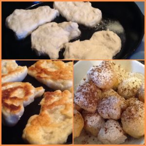 Toutons and Frozies