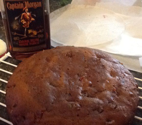 Traditional Newfoundland Dark Fruit Cake