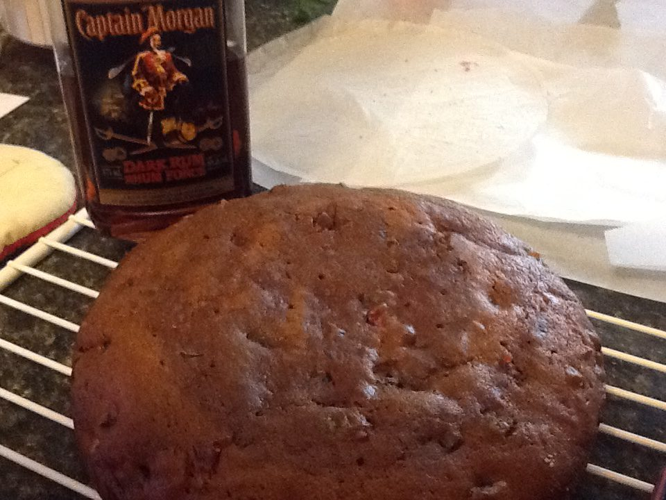 Newfoundland Dark Fruit Cake Recipe With Rum