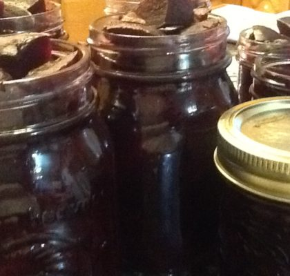 Traditional Newfoundland pickled Beets