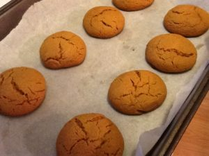 Traditional Newfoundland Lassie Spiced Cookies