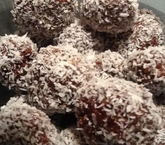 Traditional Newfoundland snowballs