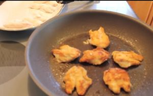 Traditional Newfoundland Pan Fried Cod Tongues