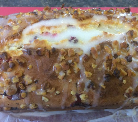 Partridgeberry Nut Loaf