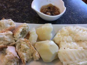 Traditional newfoundland homemade hard bread bonita 39 s for Bonita fish recipes