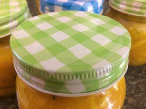 Mustard Zucchini Pickles