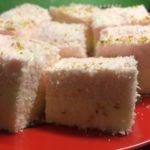 Traditional Newfoundland Marshmallow Squares