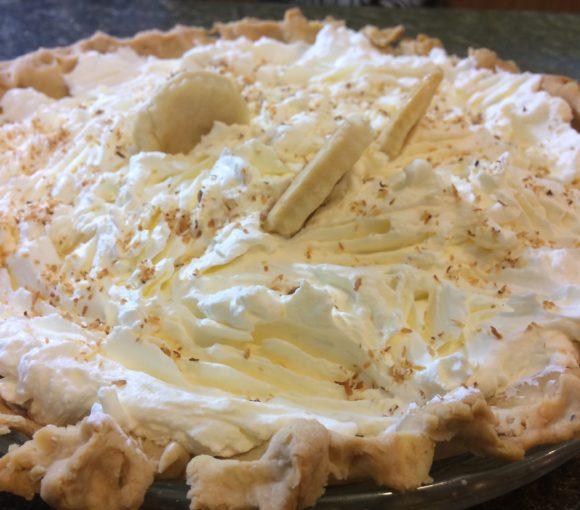 Coconut cream pie archives bonita 39 s kitchen for Bonita fish recipes